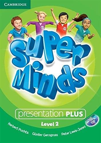 Super Minds 2 Presentation Plus DVD-ROM / Ресурси для інтерактивної дошки