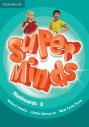 Super Minds 3 Flashcards / Flash-картки