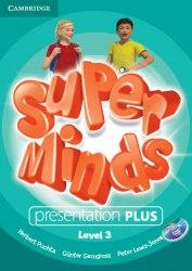 Super Minds 3 Presentation Plus DVD-ROM / Ресурси для інтерактивної дошки