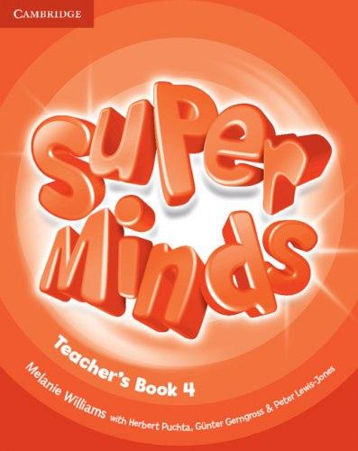 Super Minds 4 Teacher's Book / Підручник для вчителя