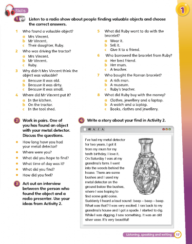 Super Minds 6 Student's Book with DVD-ROM / Підручник для учня