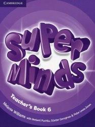 Super Minds 6 Teacher's Book / Підручник для вчителя