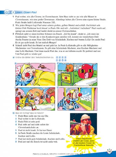 Planetino 2 Kursbuch / Підручник для учня