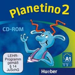Planetino 2 CD-ROM / Аудіо диск
