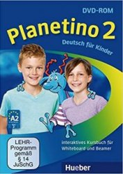 Planetino 2 Interaktives Kursbuch für Whiteboard und Beamer DVD-ROM / Ресурси для інтерактивної дошки