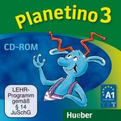 Planetino 3 CD-ROM / Аудіо диск