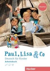 Paul, Lisa & Co Starter Arbeitsbuch / Робочий зошит