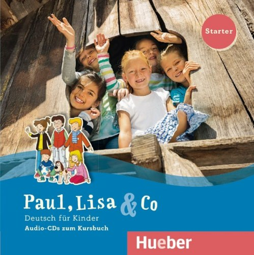 Paul, Lisa & Co Starter 2 Audio-CDs / Аудіо диск