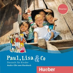 Paul, Lisa & Co Starter 2 Audio-CDs / Аудіо диск