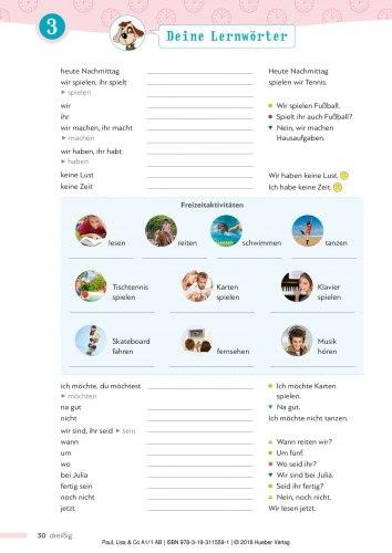 Paul, Lisa & Co A1.1 Arbeitsbuch / Робочий зошит