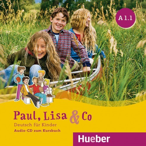 Paul, Lisa & Co A1.1 Audio-CDs / Аудіо диск