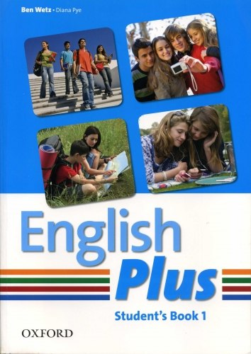 English Plus 1 Student's Book / Підручник для учня