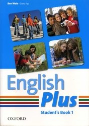 English Plus 1 Student's Book Oxford University Press
