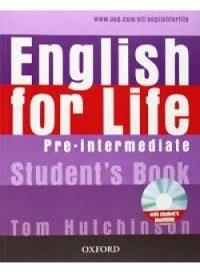 English for Life Pre-Intermediate Student's Book / Multi-Rom / Підручник для учня