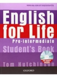 English for Life Pre-Intermediate Student's Book / Multi-Rom / Підручник для учня