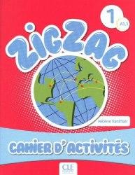 ZigZag 1 Cahier d'activités / Робочий зошит