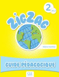 ZigZag 2 Guide pédagogique / Підручник для вчителя