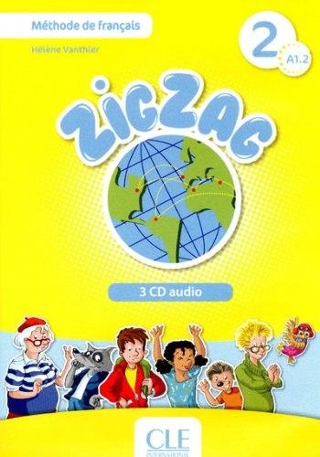 ZigZag 2 - 3 CD audio / Аудіо диск