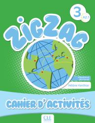 ZigZag 3 Cahier d'activités / Робочий зошит