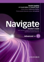 Navigate C1 Advanced Teacher's Guide with Teacher's Support and Resource Disc and Photocopiable Materials / Підручник для вчителя