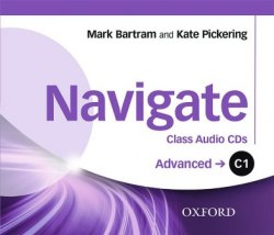 Navigate С1 Advanced Class Audio CDs / Аудіо диск