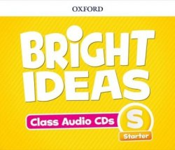 Bright Ideas Starter Class Audio CDs / Аудіо диск
