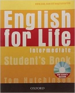 English for Life Intermediate Student's Book / Multi-Rom / Підручник для учня