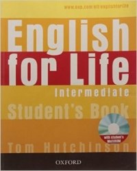 English for Life Intermediate Student's Book / Multi-Rom / Підручник для учня