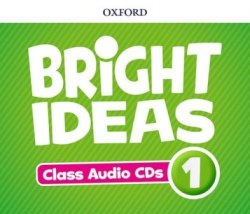 Bright Ideas 1 Class Audio CDs / Аудіо диск