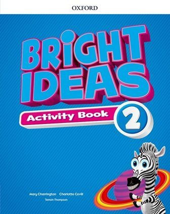 Bright Ideas 2 Activity Book with Online Practice / Робочий зошит