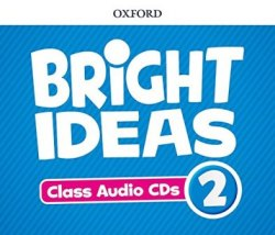 Bright Ideas 2 Class Audio CDs / Аудіо диск