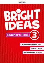 Bright Ideas 3 Teacher's Pack / Ресурси для вчителя