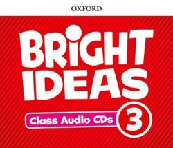 Bright Ideas 3 Class Audio CDs / Аудіо диск