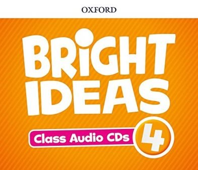 Bright Ideas 4 Class Audio CDs / Аудіо диск