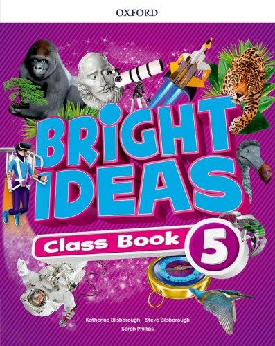 Bright Ideas 5 Class Book / Підручник для учня