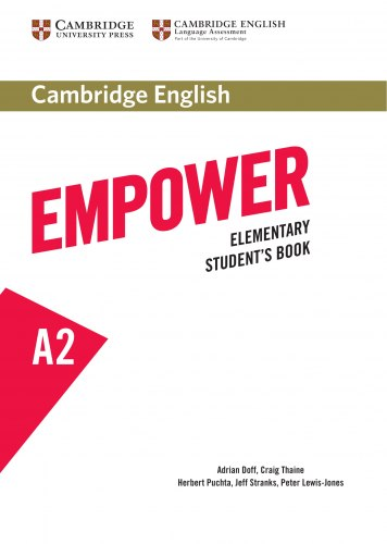 Cambridge English Empower Elementary Student's Book / Підручник для учня