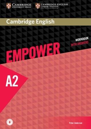 Cambridge English Empower Elementary Workbook / Робочий зошит