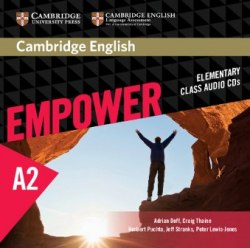 Cambridge English Empower Elementary Class Audio CDs / Аудіо диск