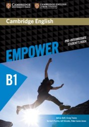 Cambridge English Empower Pre-Intermediate Student's Book / Підручник для учня