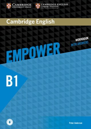Cambridge English Empower Pre-Intermediate Workbook / Робочий зошит
