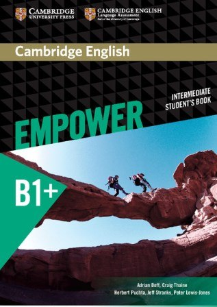 Cambridge English Empower Intermediate Student's Book / Підручник для учня