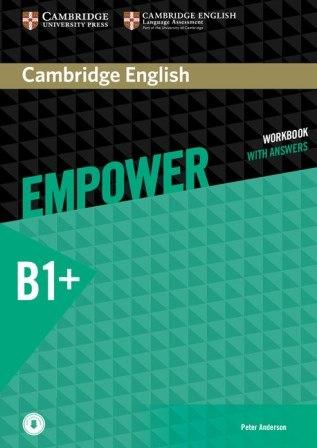 Cambridge English Empower Intermediate Workbook / Робочий зошит