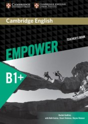 Cambridge English Empower Intermediate Teacher's Book / Підручник для вчителя
