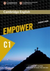 Cambridge English Empower Advanced Student's Book / Підручник для учня