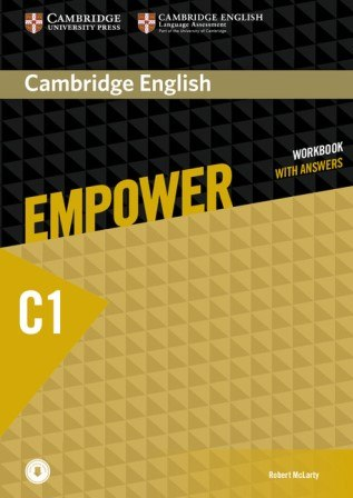 Cambridge English Empower Advanced Workbook / Робочий зошит