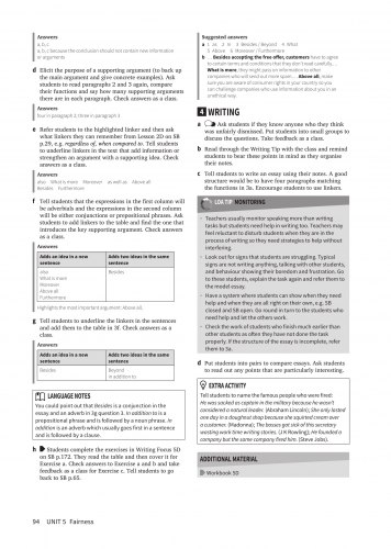 Cambridge English Empower Advanced Workbook Teacher's Book / Підручник для вчителя