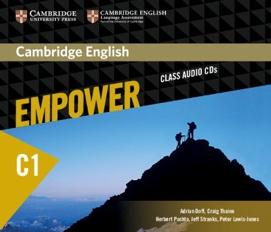 Cambridge English Empower Advanced Class Audio CDs / Аудіо диск