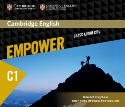Cambridge English Empower Advanced Class Audio CDs / Аудіо диск