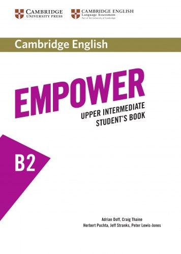 Cambridge English Empower Upper Intermediate Student's Book / Підручник для учня