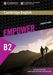 Cambridge English Empower Upper Intermediate Student's Book / Підручник для учня